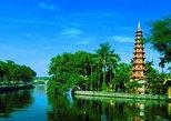 Visita turística privada de día completo por Hanói con recorrido en palanquín.. Hanoi, VIETNAM