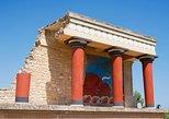 Creta, ciudad de Heraklion y antiguo palacio de Knossos Tour. Heraclion, GRECIA