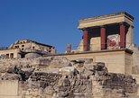 Private Tour: Ancient Palace of Knossos, Heraklion Archaeological Museum and City Tour, La Canea, GRECIA