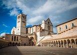 Escapada privada de un día a Perugia y Asís en Umbría desde Siena. Siena, ITALIA