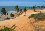 Lagoinha Beach from Fortaleza. Fortaleza, BRAZIL