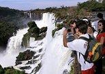 Full Day Iguassu Falls Both Sides - Brazil and Argentina. Puerto Iguazu, ARGENTINA