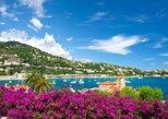 Cruzeiro turístico pela Riviera Francesa saindo de Nice. Niza, França