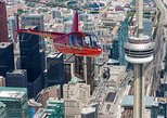 Passeio de helicóptero de 7 minutos por Toronto. Toronto, CANADÁ