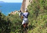 Sendero con vistas de 360 grados de Florianópolis,