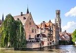 Viagem de dia inteiro a Bruges saindo de Amsterdã. Amsterdam, HOLANDA