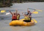 Athabasca River Mile 5 Morning Rafting Trip, Jasper, CANADA