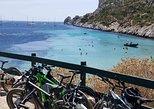 Recorrido en bicicleta eléctrica desde Marsella a La Trilogía de Calanques. Marsella, FRANCIA