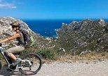 Marsella: excursión en bicicleta eléctrica de montaña en el parque nacional de Calanques. Marsella, FRANCIA