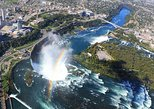 Gran excursión en helicóptero desde las cataratas del Niágara. Cataratas del Niagara, CANADA