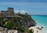 Recorrido de medio día exprés por las ruinas mayas de Cancún a Tulum, con entrada. Tulum, MEXICO