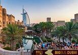 Dubai y Abu Dhabi Hop-on Hop-Off Big Bus Tours. Abu Dabi, EMIRATOS ARABES UNIDOS