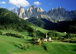 Dolomite Mountains and Cortina 1-Day Tour from Venice. Venice, ITALY