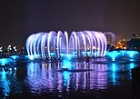Nanchang Autumn Water Square Music Fountain Night Show with Local Food Dinner, Nanchang, CHINA