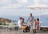 Excursão de rotas vinícolas de Santorini com degustação de vinho pela manhã e ao pôr do sol. Santorini, Grécia