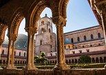 Vista de medio día a las catacumbas de Palermo y Monreale. Palermo, ITALIA