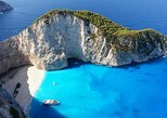 Zakynthos Shipwreck Beach Excursion. Zante, Greece