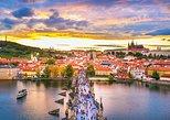Recorrido privado de medio día por la ciudad de Praga y visita al castillo. Praga, REPUBLICA CHECA