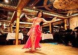 Cruzeiro com jantar no Nilo com dança do ventre e traslado do hotel. O Cairo, Egito