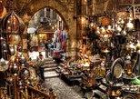 Recorridos de medio día en El Cairo en mercados antiguos y zocos locales. El Cairo, EGIPTO