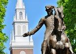 Excursão particular de 3 horas pela Freedom Trail em Boston. Boston, MA, ESTADOS UNIDOS