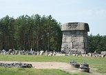 Campo de concentración de Treblinka en un día desde Varsovia. Varsovia, POLONIA