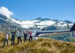 1-Hour Mount Aspiring and Glaciers Helicopter Tour from Wanaka. Wanaka, New Zealand