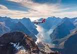 Milford Sound with Flight, Cruise, Jet Boat from Queenstown. Queenstown, New Zealand