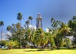 Tahiti: Venus Point, Taharaa View Point and Vaipahi Gardens. Papeete, TAHITI