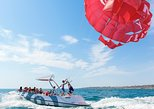 Parasailing from Albufeira Marina by Boat, Albufeira, PORTUGAL
