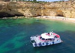 Albufeira Caves and Coastline Cruise with Beach BBQ. Albufeira, PORTUGAL