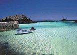 Fuerteventura, Lanzarote, Los Lobos Glass-Bottom Cruise. Puerto del Rosario, Spain