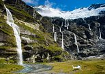 Middle Earth Falls Helicopter Tour from Queenstown. Queenstown, New Zealand
