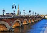 Visita guiada a pie por la ciudad de Burdeos. Bordeaux, FRANCIA