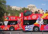 Excursão da City Sightseeing por Atenas, Pireu e Riviera, com várias paradas. Atenas, Grécia