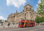 Ingresso de 1 ou 2 dias para excursão da City Sightseeing por Berlim, com várias paradas,