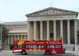 Excursão de ônibus turísticos pela cidade de Budapeste com opção de passeio de barco,