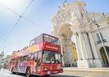 Recorrido en autobús de City Sightseeing con paradas libres por Lisboa con pase de 24 horas,