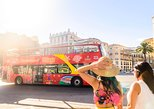 Excursión en autobús de paradas libres a Málaga con opción de 1 hora de caminata guiada. Malaga, ESPAÑA