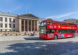 Oslo Noruega Sightseeing Hop-On Hop-Off Bus Bilhete de 24 horas,