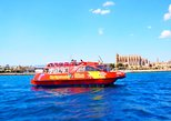 Excursão de barco da City Sightseeing por Palma de Mallorca. Mallorca, Espanha