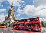 Excursión en autobús con paradas libres por la ciudad de Varsovia. Varsovia, POLONIA