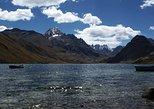 Escapada de un día de Huaraz a la laguna de Querococha y Chavin de Huantar. Huaraz, PERU
