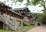 Excursión a los sitios de la UNESCO Gyeongju, el templo de Bulguk y Seokguram. Gyeongju, COREA DEL SUR
