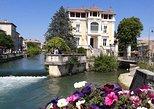 Private Day Trip to Luberon Villages: L'Isle sur la Sorgue, Gordes and Roussillon from Arles, Arles, França