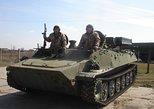 Military Tour of Track Riding SA-13 GOPFER and Missile Base, Kiev, UCRANIA