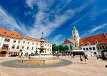 Excursión de un día a Bratislava desde Viena. Viena, AUSTRIA