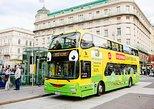 Excursão em ônibus panorâmico pela cidade de Viena. Viena, Áustria