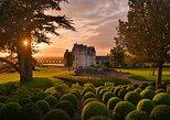 Entrada para el Chateau Amboise y los jardines. Loire Valley, FRANCIA