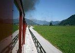 Traslado de llegada de la estación de tren de Salzburgo. Salzburgo, AUSTRIA